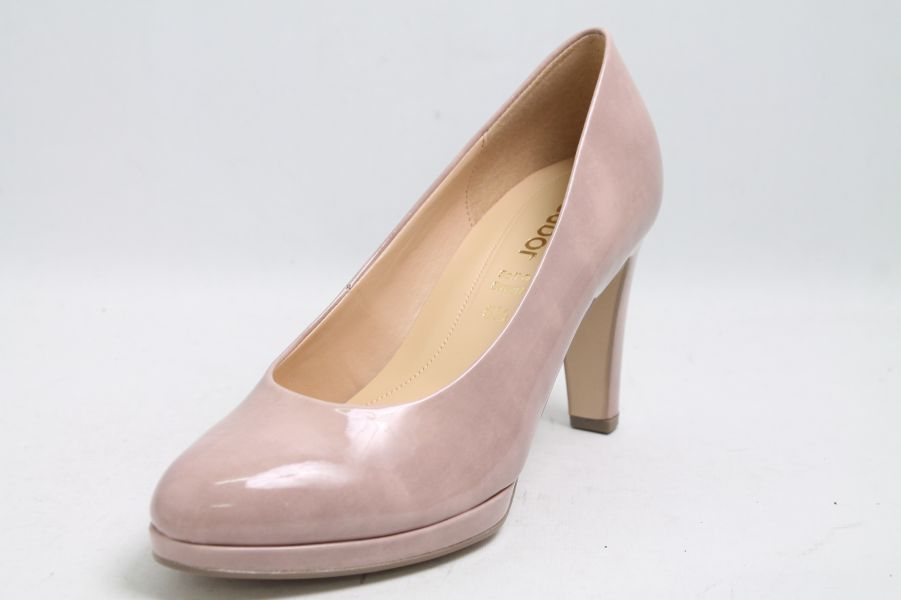 Details about Gabor Pumps Antique Pink Patent High Tech show original title